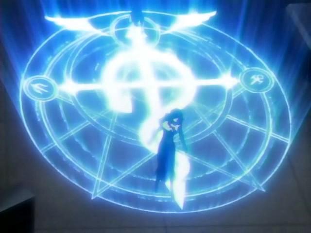 Le symbole alchimiste des frères Elric