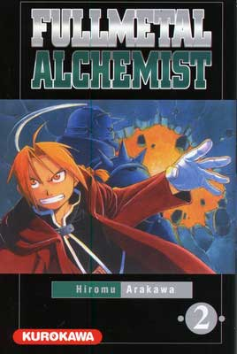 Full Metal Alchemist T02 couverture