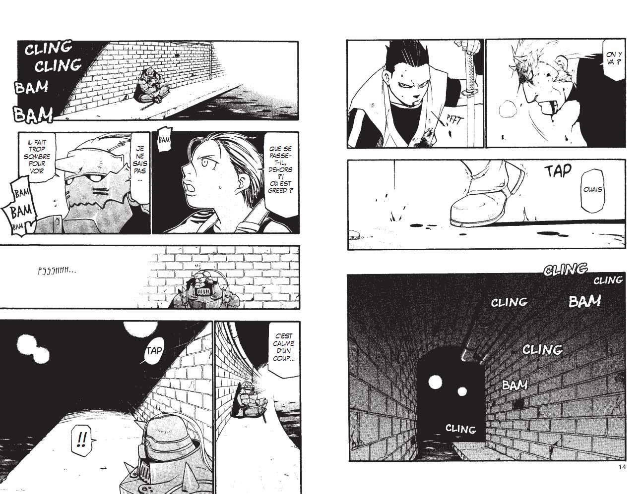 Full Metal Alchemist T08 page 7
