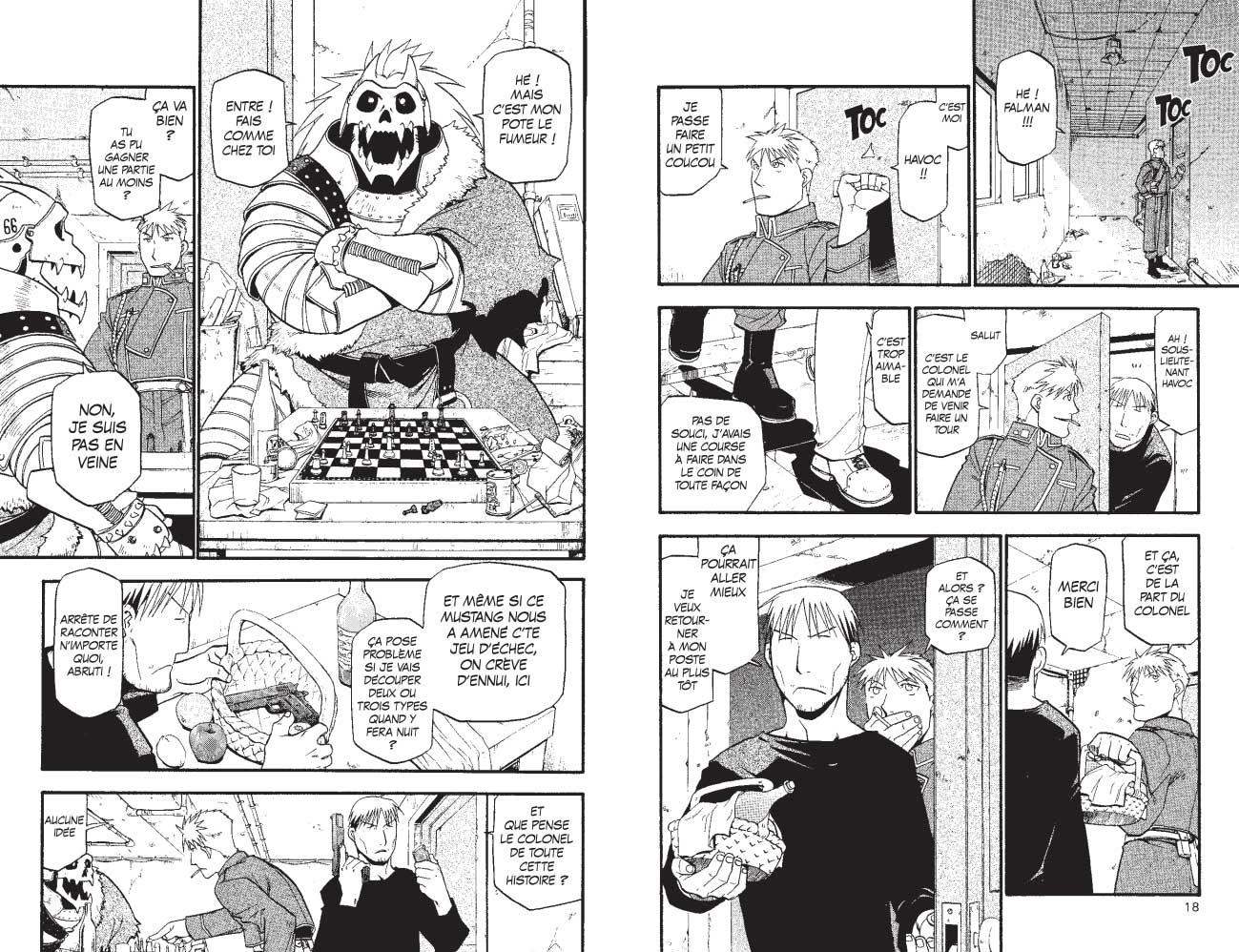 Full Metal Alchemist T09 Page 13