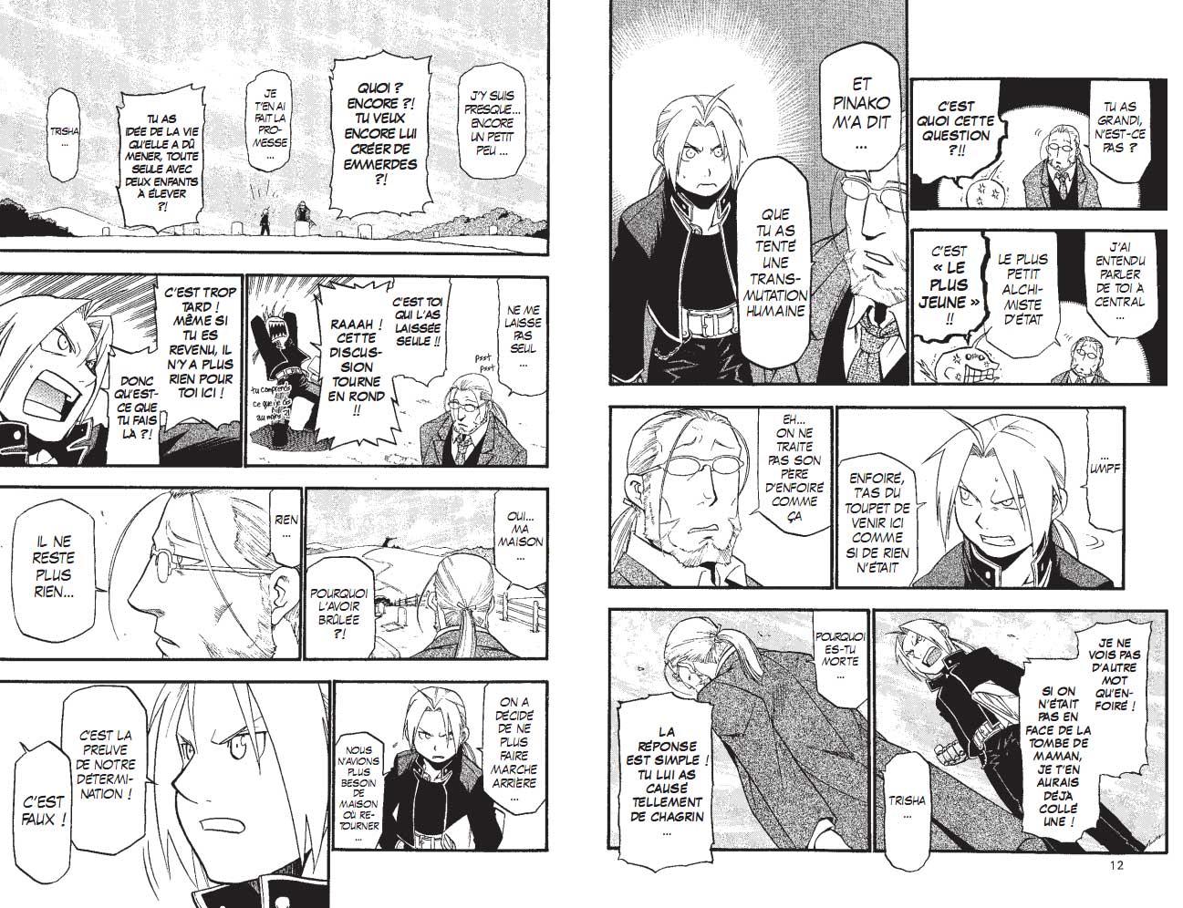 Full Metal Alchemist T11 Page 5