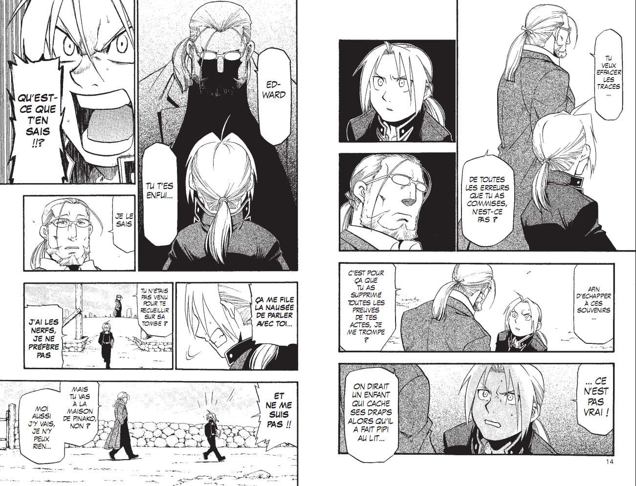 Full Metal Alchemist T11 Page 7