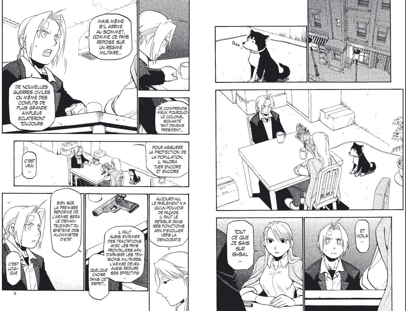 Full Metal Alchemist T16 Page 3