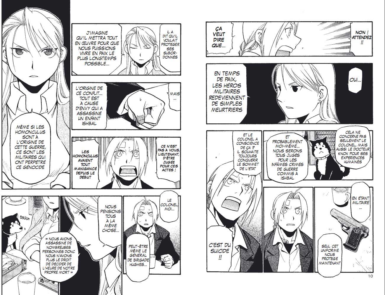 Full Metal Alchemist T16 Page 5