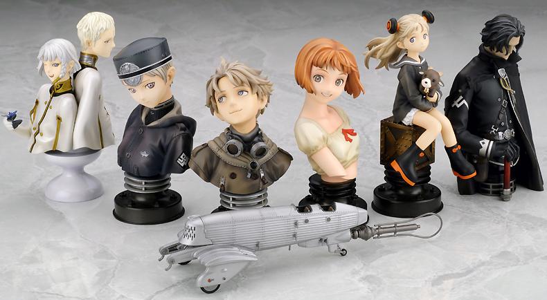 Figurines Alter : Trading figurines GrandStream BOX (2006)