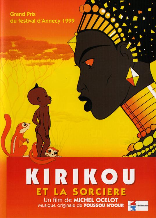 Kirikou et la sorcière (couv)