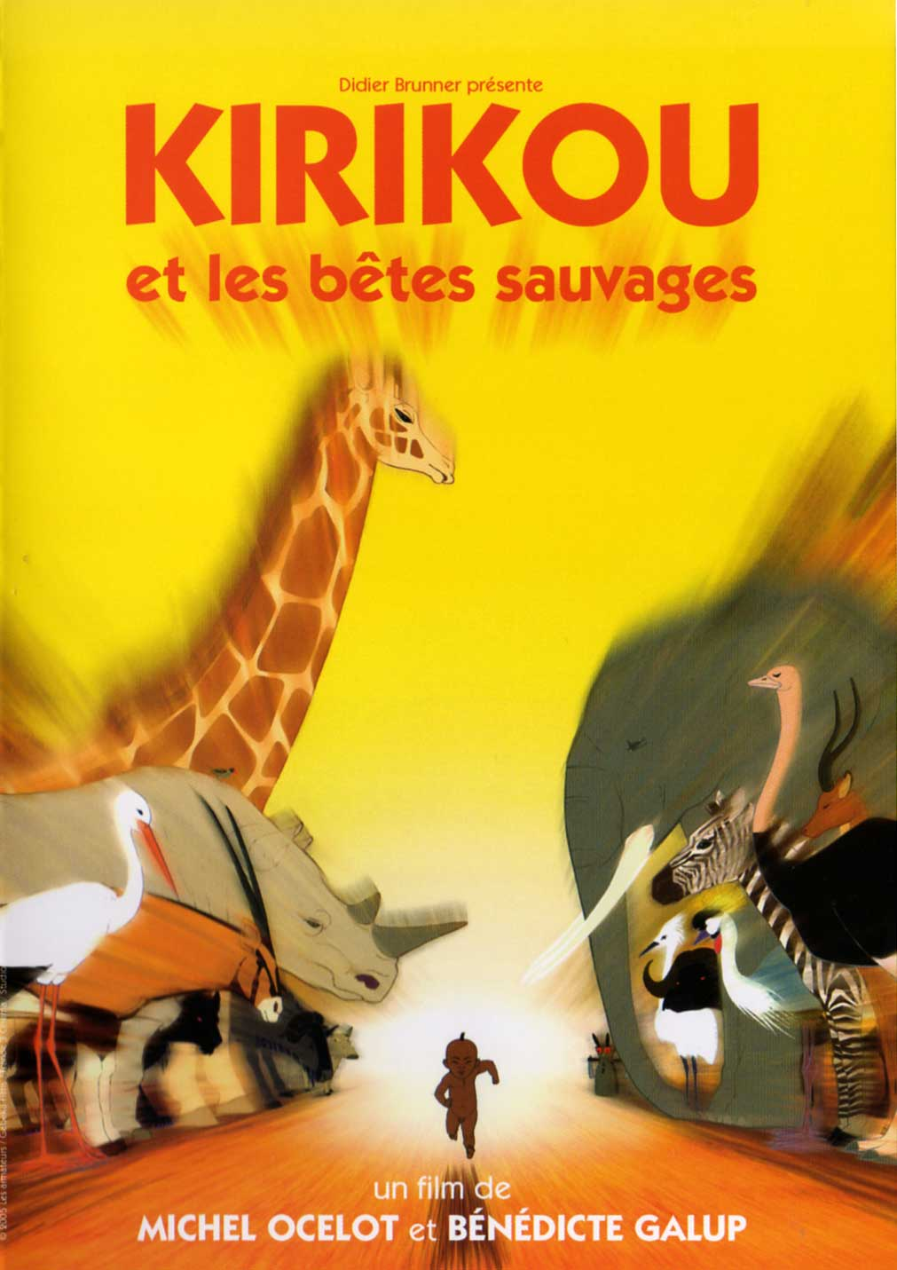 Kirikou et les btes sauvages (2005)