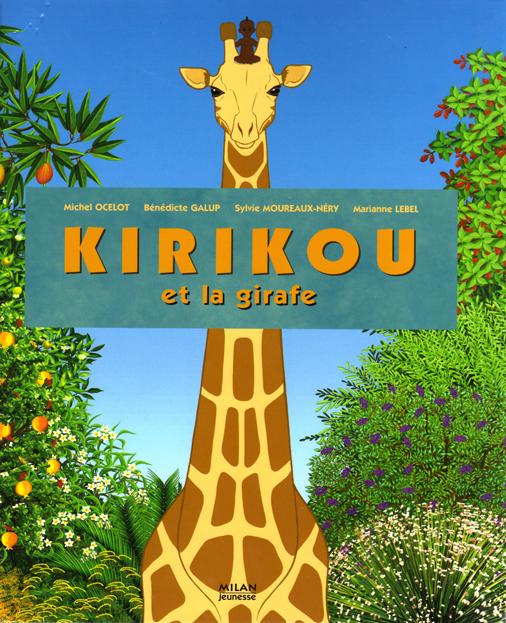 Kirikou et la girafe (face)