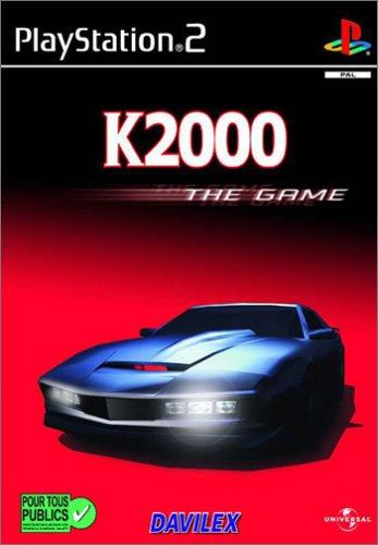 Couverture jeu K2000 PS2