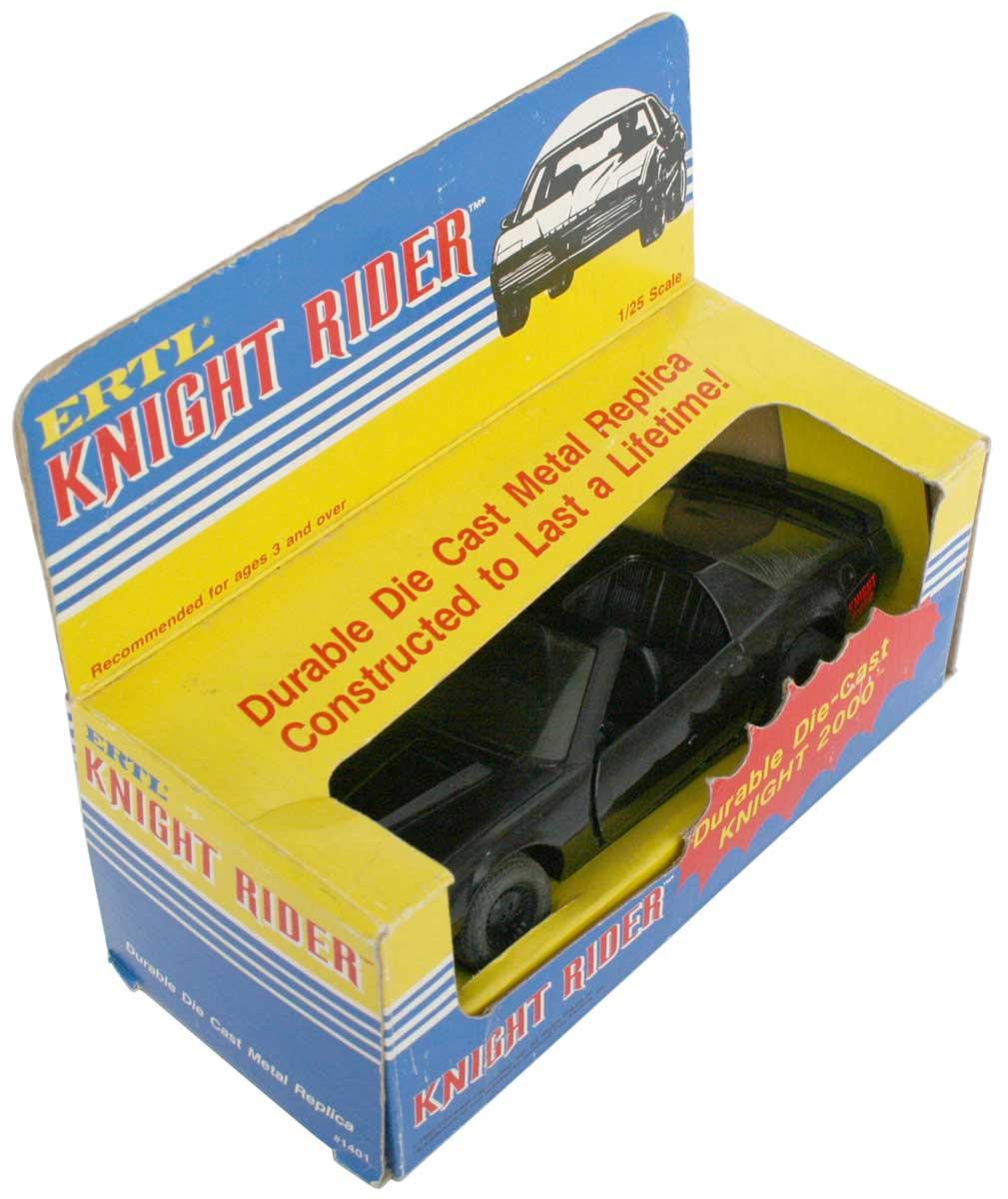 ERTL : Knight Rider (K2000) K.I.T.T. - ech 1/25