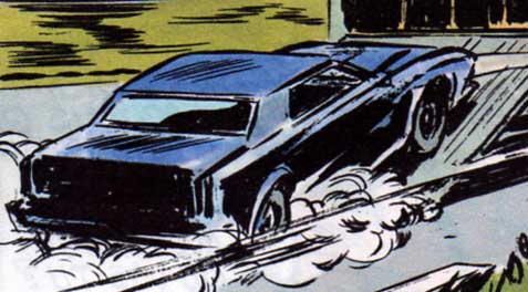 K2000 La Machine A Tuer (1988) Dargaud