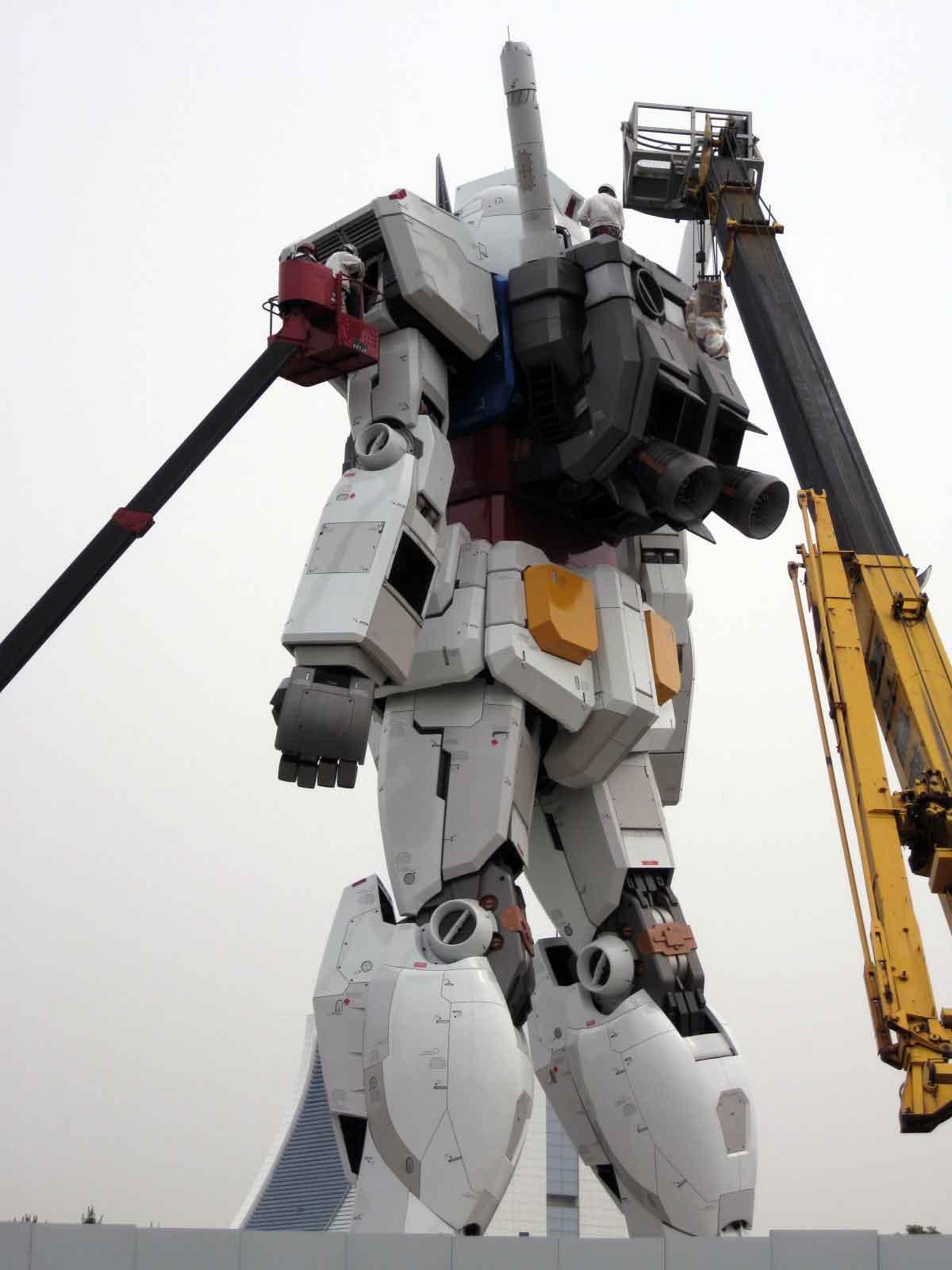 Gundam Green Tokyo