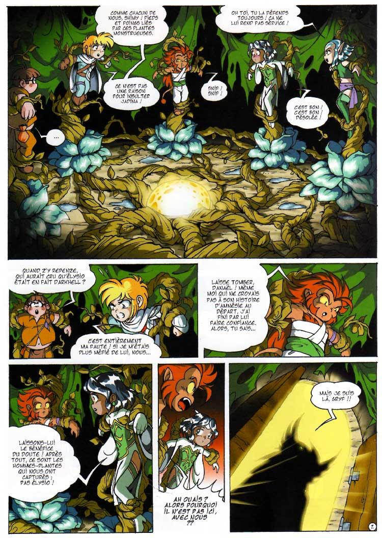 Les Légendaires Tome 2 : Le Gardien (page 2)