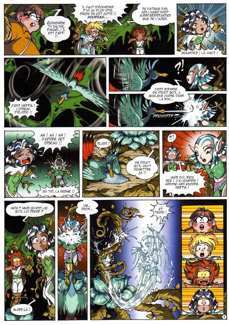 Les Légendaires Tome 2 : Le Gardien (page 4)