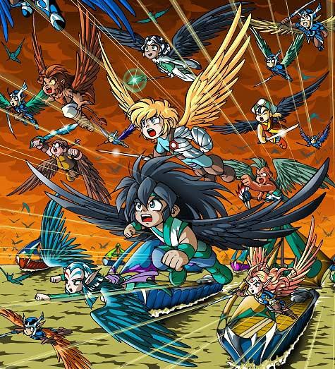 Su ce coup là, les Légendaires ne peuvent agir seuls, ils ont besoin de l'armée des elfes