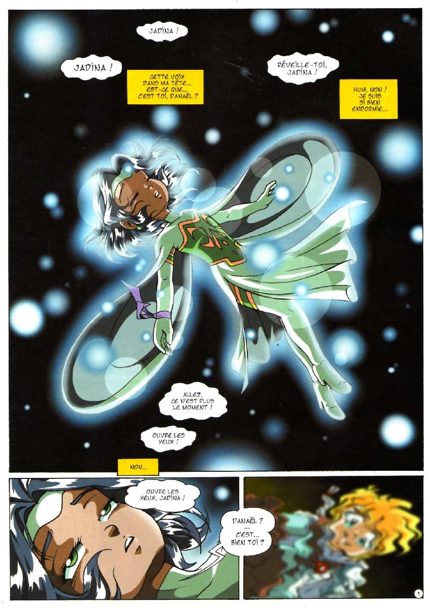 Page 1 - Tome 06 : Main du futur