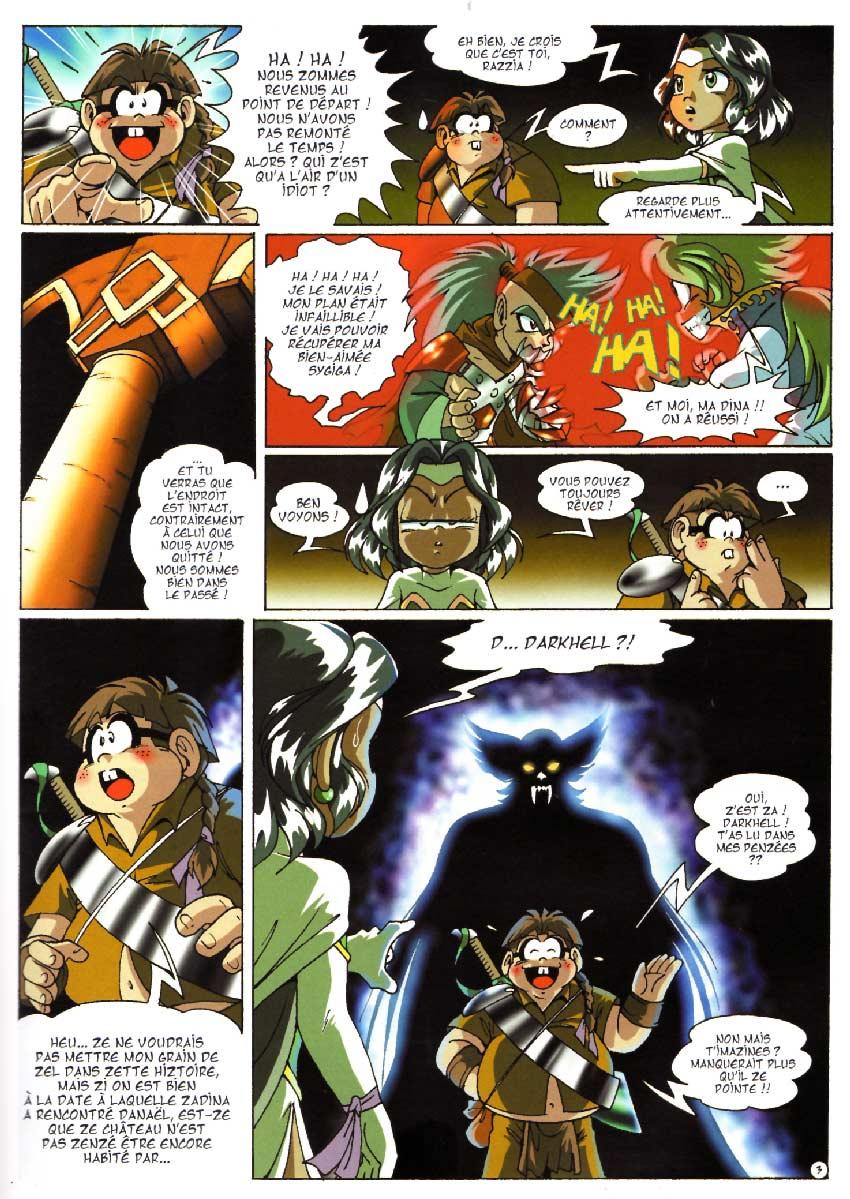 Page 3 - Tome 06 : Main du futur