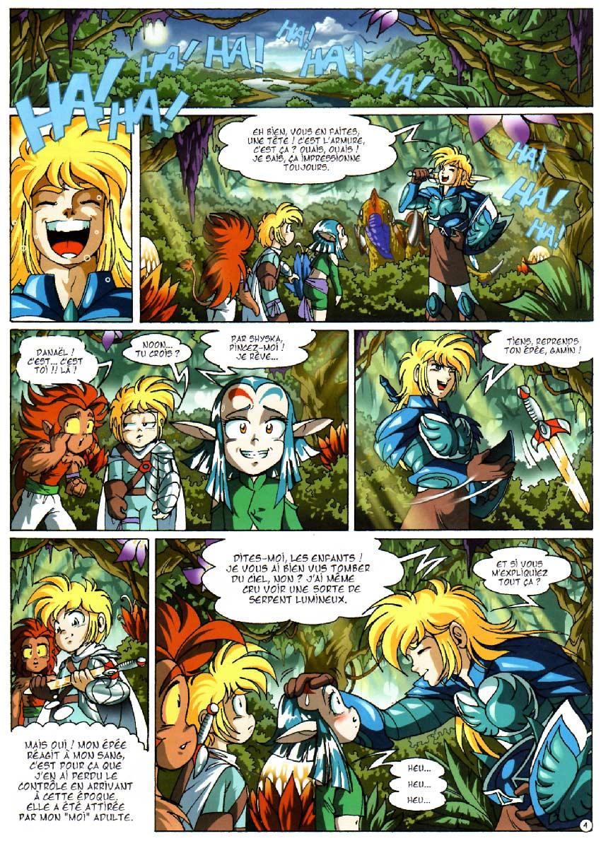 Page 4 - Tome 06 : Main du futur