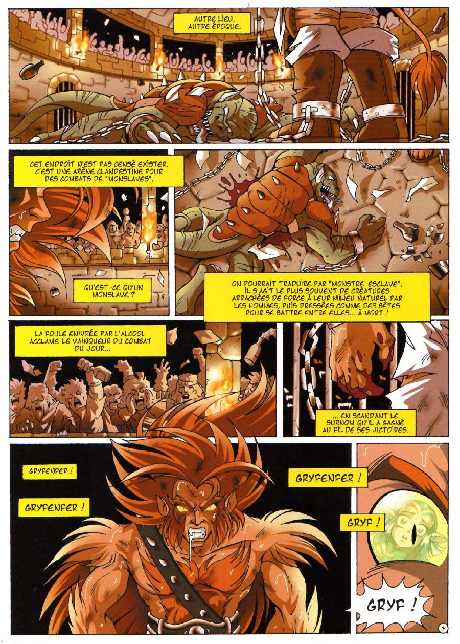 Page 3 - Les Légendaires Tome 07 : Aube et Crépuscule