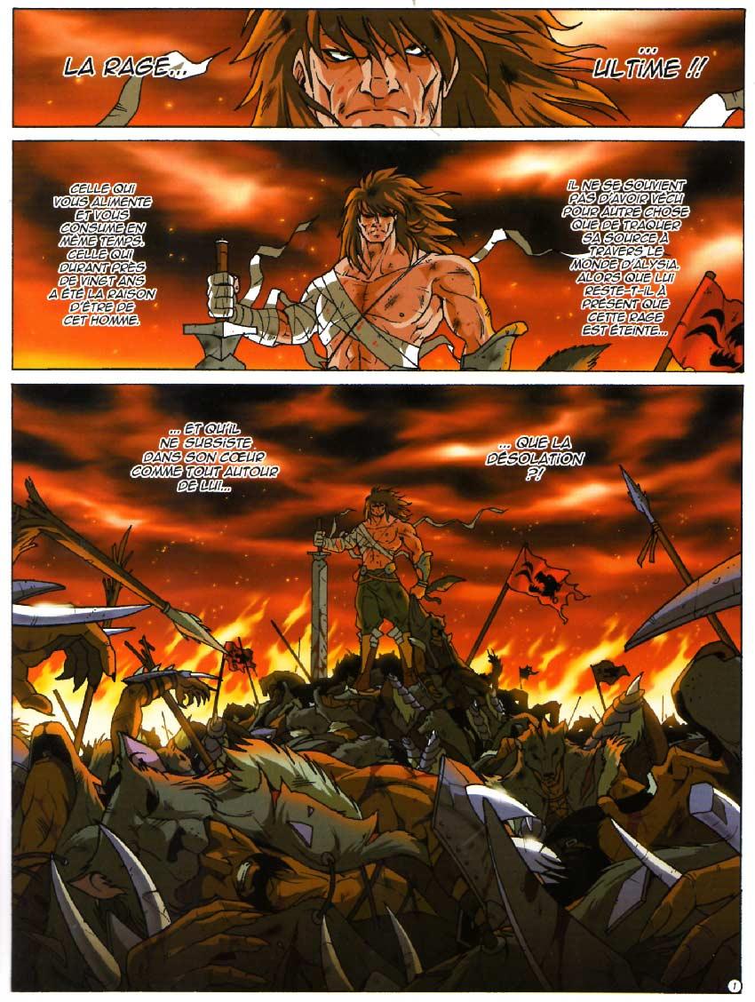 Page 1 : Les Légendaires Tome 11 : Versus Inferno