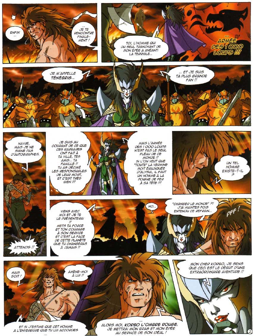 Page 2 : Les Légendaires Tome 11 : Versus Inferno