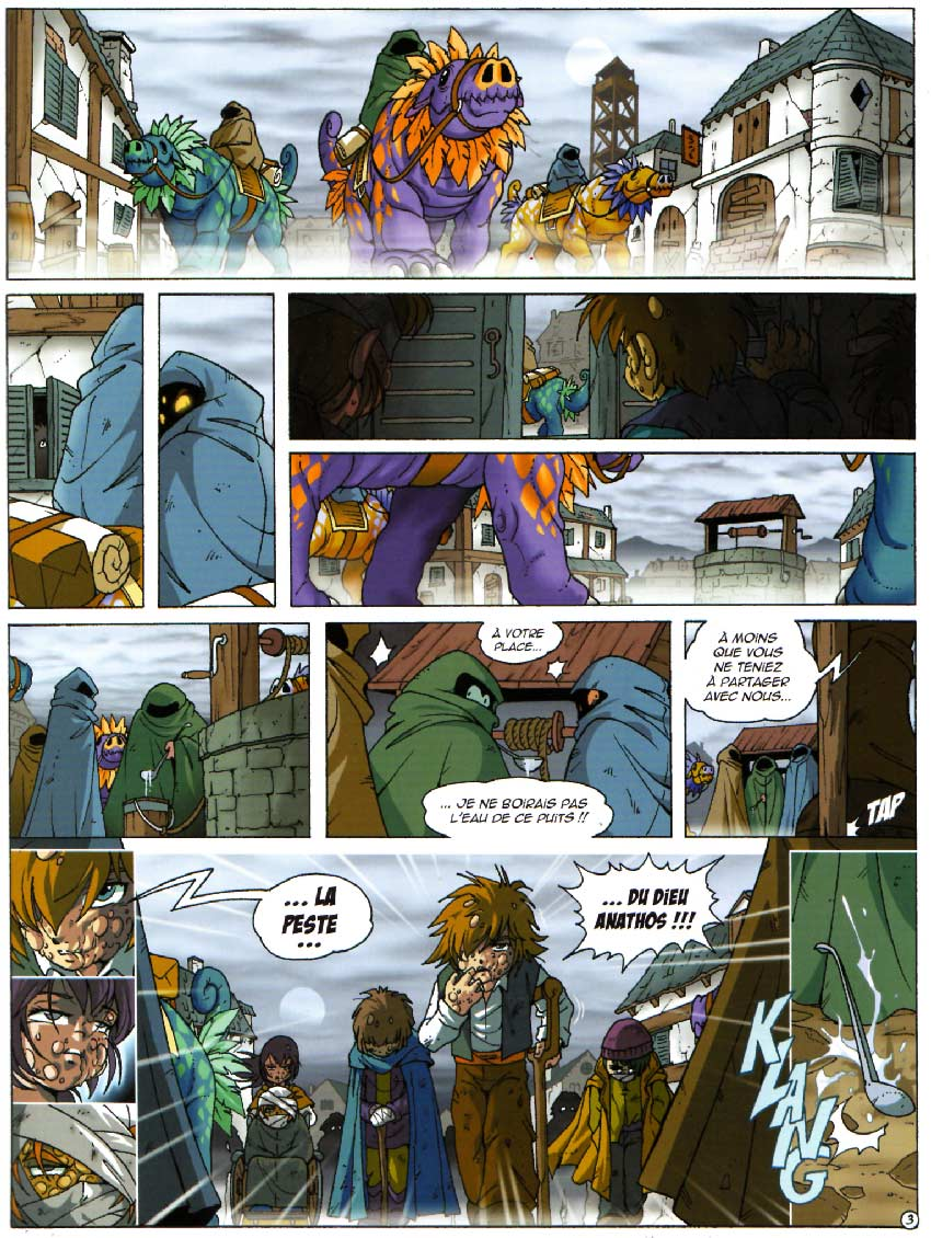 Page 3 : Les Légendaires Tome 11 : Versus Inferno
