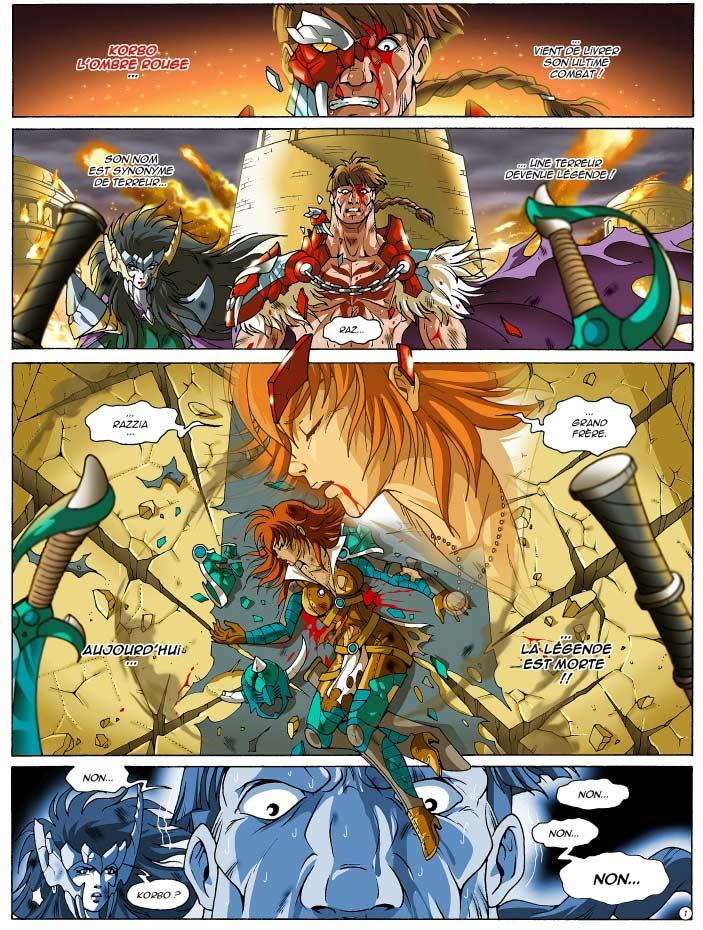 Page 1 : Les Légendaires Tome 12 : Renaissance (couverture)