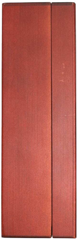 Boîte latéral gauche du Cosmo Dragoon (Cosmo Dragoon - Cosmo Gun)