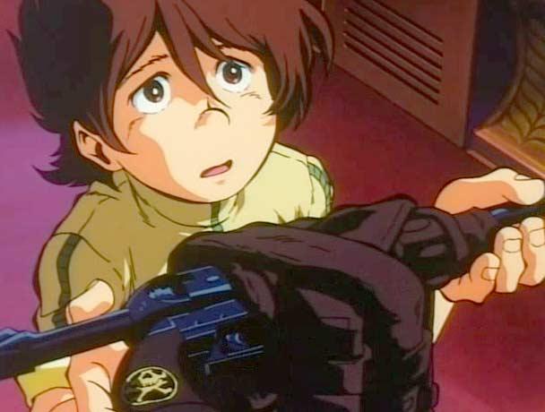 Après la mort de Toshirô, son Cosmo Dragoon ira à Hiroshi Umino. C'est Emeraldas qui lui donnera car ce jeune garçon qui lui rappelle Toshirô