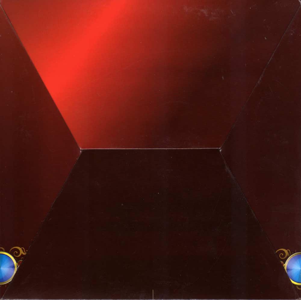 Packaging dessous - Albator sur son trône (High Dream) - Harlock