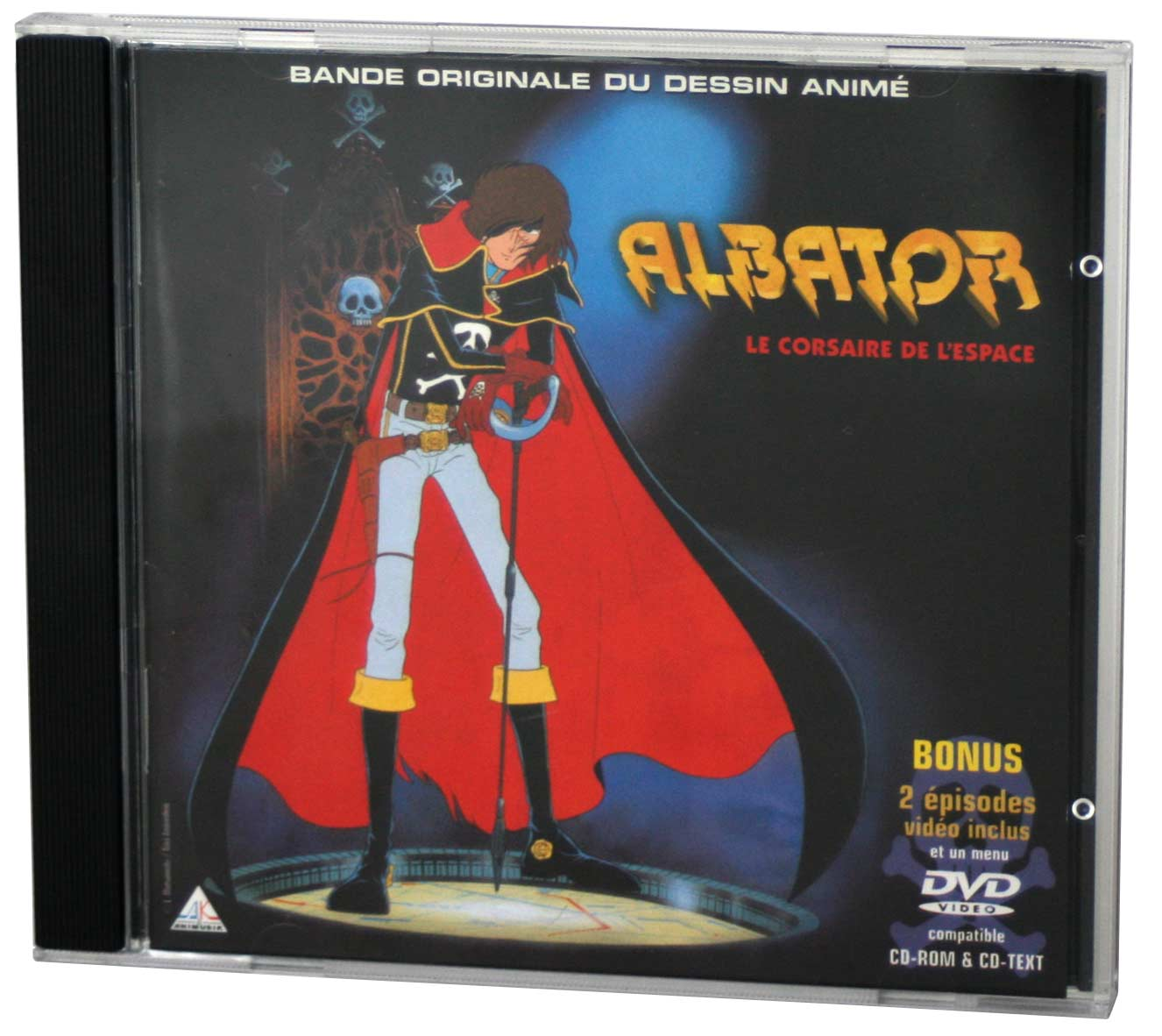 BO dAlbator 78 (CD Audio et Vido)