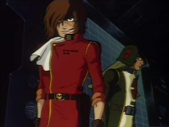 A cause de la rédition de la Terre, Albator doit se livrer lui et son vaisseau aux humanoïdes
