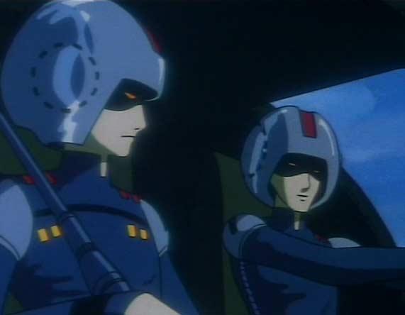 Soldats humanoïdes