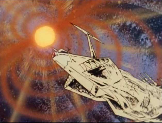 L'Atlantis attaque les vaisseaux qui ont détruit les cargos