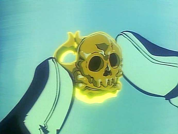Tadashi Daiba vien de forger l'anneau des nibelungen pour Alberich (Harlock Saga - Episode 2 : Acte II)