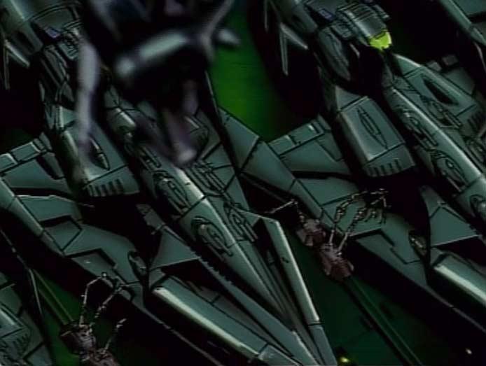 L'armée de vaisseaux de guerre d'Alberich est prête à partir pour le Walhalla