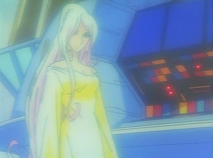 Freija explique ses origines et celles de Miimé à Toshirô
