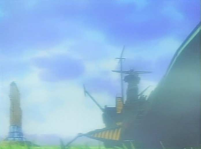L'Arcadia rejoint Miimé et Toshirô