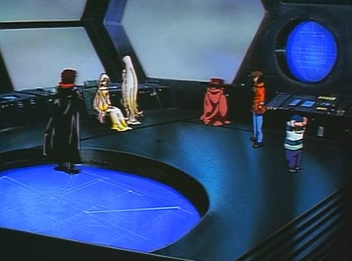 Freija décide des les accompagner pour fuir l'autorité de Wotan et éviter d'être livrée aux géants du Riesenheim