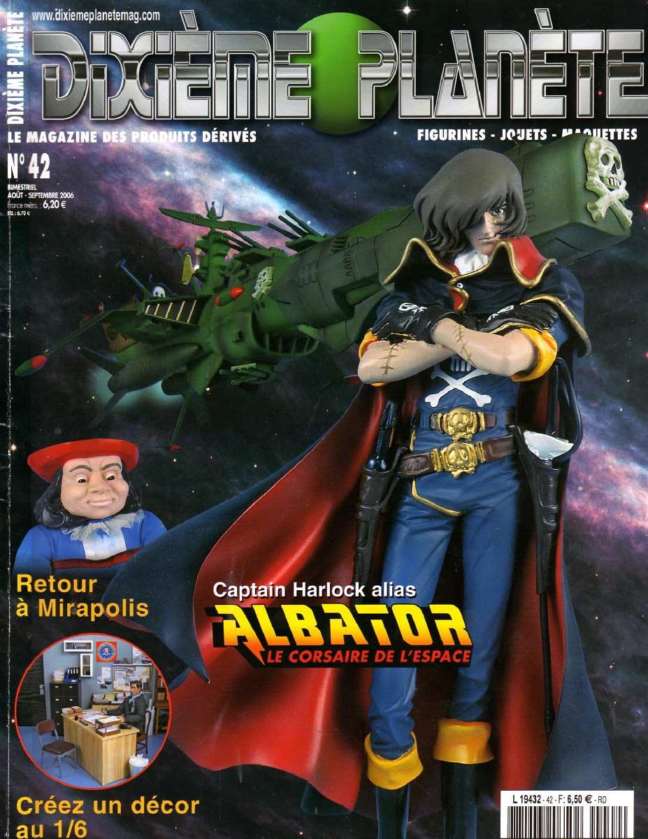 Dixième Planète n°42 (couverture)