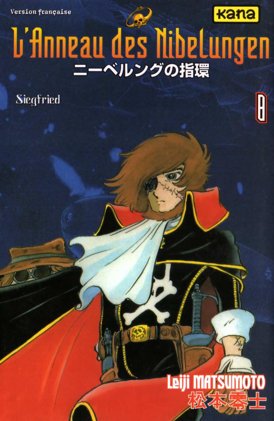 L'Anneau des Nibelungen [Albator - Harlock] Tome 8