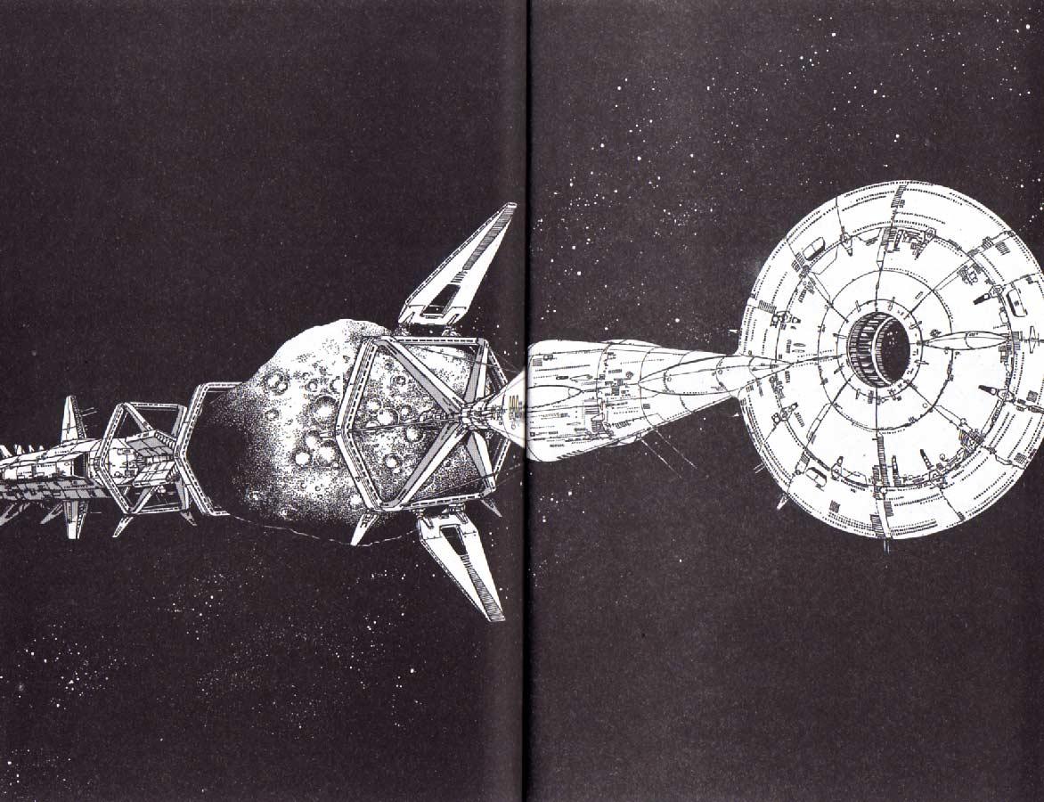 Page 2 et 3 du Tome 1 : L'Or du Rhin (l'Anneau des Nibelungen)