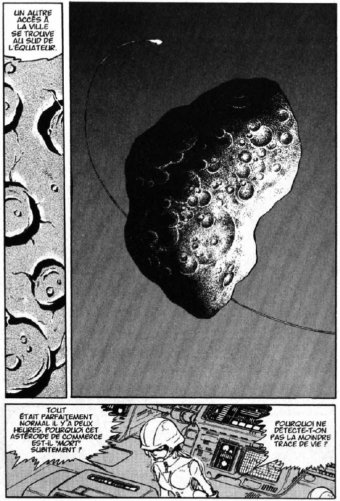 Page 8 du Tome 1 : L'Or du Rhin (l'Anneau des Nibelungen)