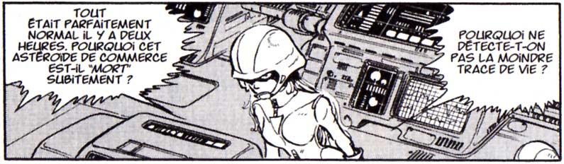 La station spatiale Akrucyon ne répond plus