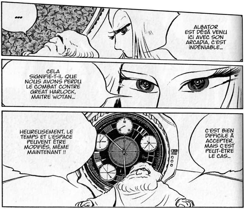 Si on suit la logique de Fricka, même si Wotan pense qu'il peut changer le cours de passé, il a en réalité déjà perdu.