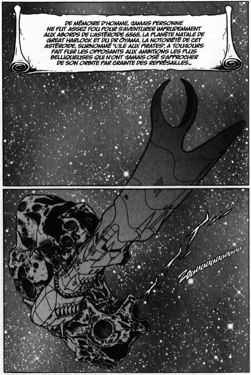 Page 1 du Tome 7 : Siegfried (l'Anneau des Nibelungen)