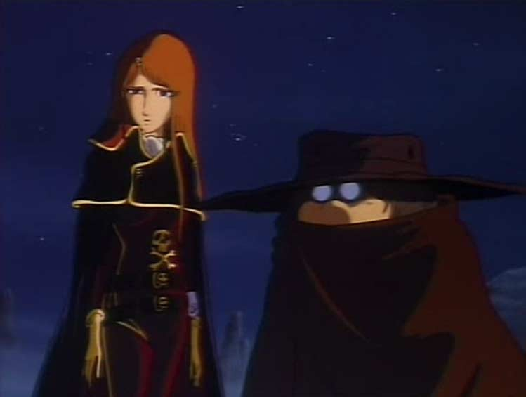 Alfred propose aux Tokargien d'utiliser l'Atlantis