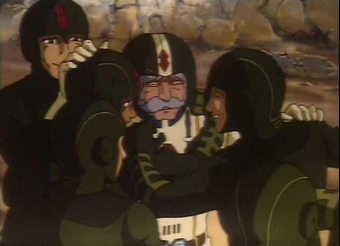 Si soldats survivant rejoignent le groupe de recherche