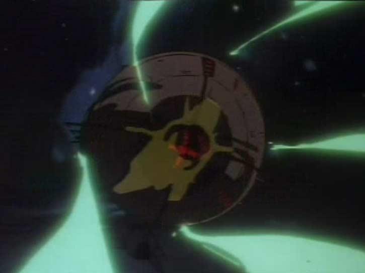 La flotte humanoïde attaque l'Atlantis