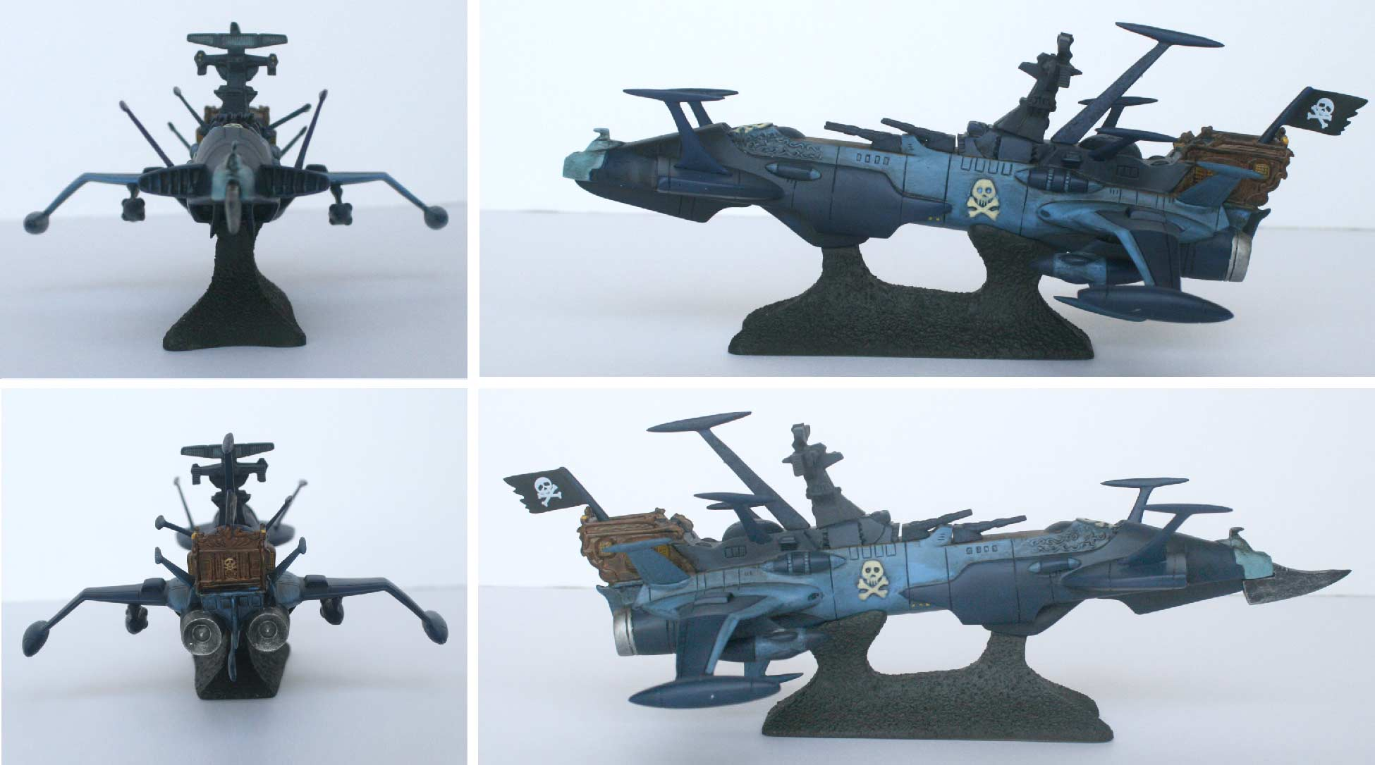Mabell : Death Shadow - Leiji's Space ship collection (jouet)